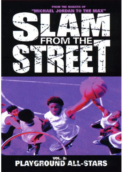 Slam from the Street Vol. 2 - Playground All-Stars - DVD
