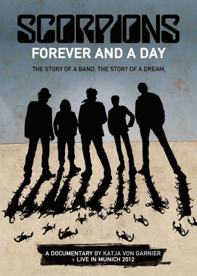 Scorpions : Forever and A Day + Live in Munich 2012 - DVD