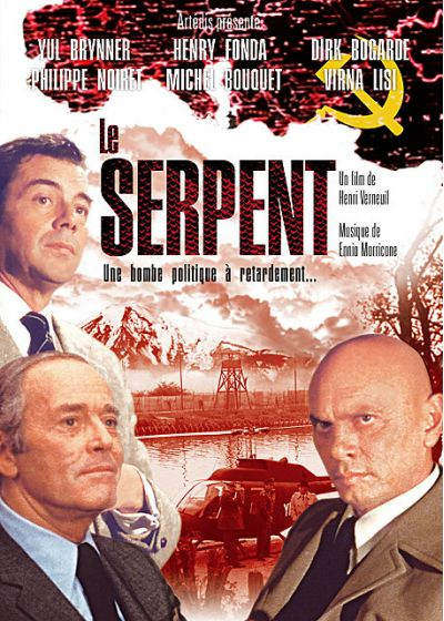 Le Serpent - DVD