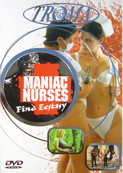 Maniac Nurses Find Ecstasy - DVD