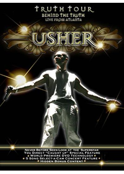 Usher - Truth Tour - Behind the Truth - Live from Atlanta - DVD