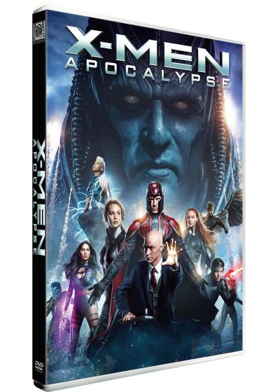 X-Men : Apocalypse (DVD + Digital HD) - DVD