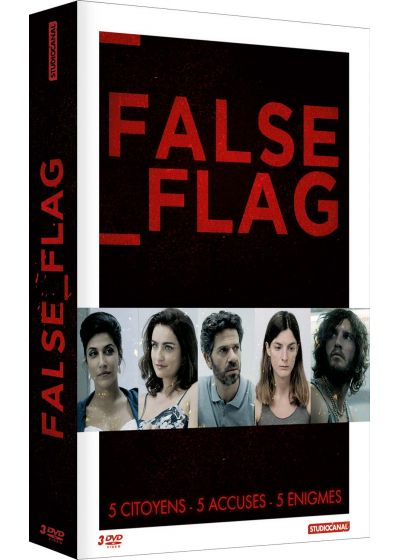 False Flag - Saison 1 - DVD