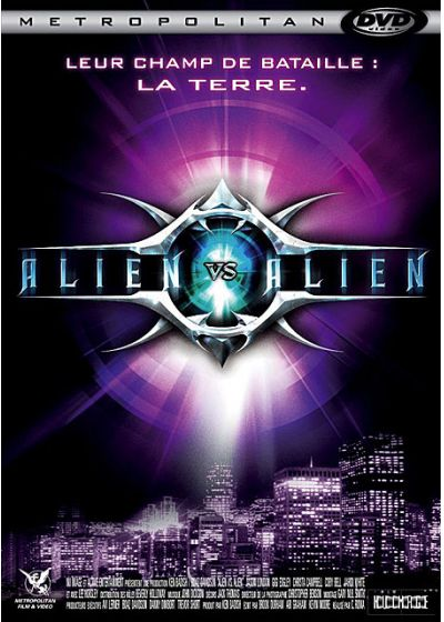 Alien vs Alien - DVD