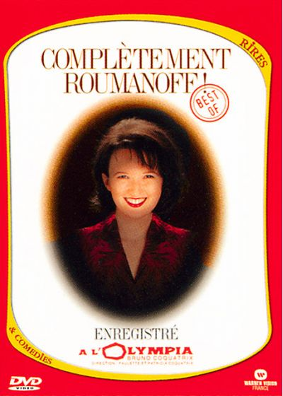Roumanoff, Anne - Complètement Roumanoff ! - DVD