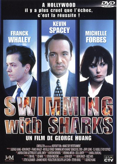 Swimming with Sharks - DVD