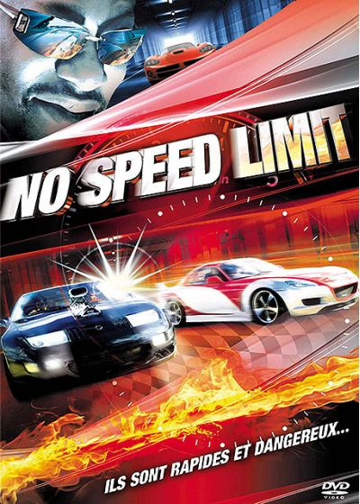 No Speed Limit - DVD