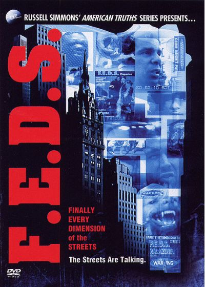 F.E.D.S. (Finally Every Dimension of the Streets) - DVD