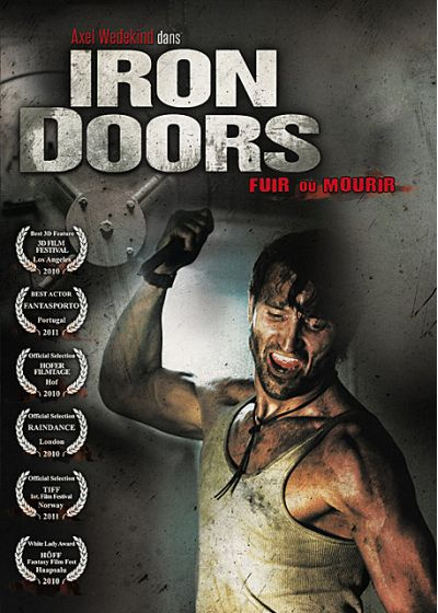 Iron Doors - DVD