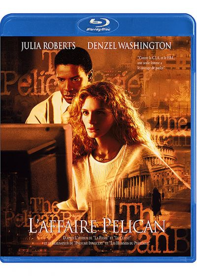 L'Affaire Pélican - Blu-ray