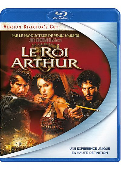 Le Roi Arthur (Version Director's Cut) - Blu-ray
