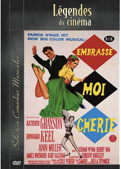 Embrasse moi chérie - DVD