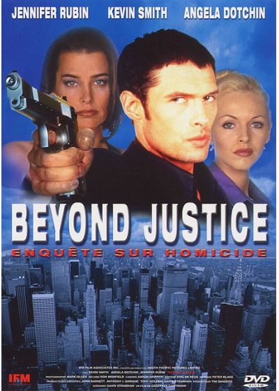 Beyond Justice - DVD
