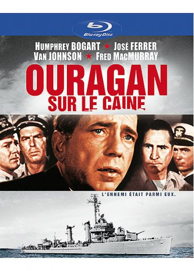 Ouragan sur le Caine - Blu-ray