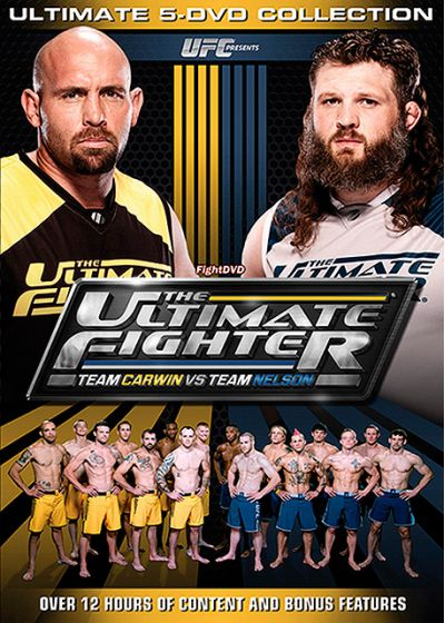 The Ultimate Fighter : Team Carwin vs Team Nelson - DVD