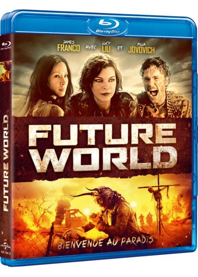 Future World - Blu-ray