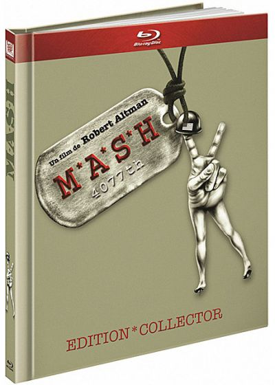 MASH (Édition Digibook Collector + Livret) - Blu-ray