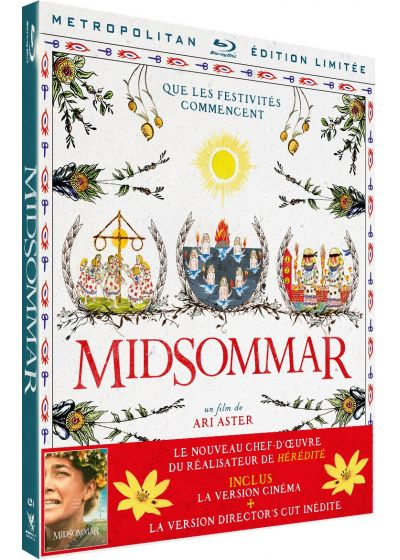 Midsommar (Édition Collector Director's Cut) - Blu-ray