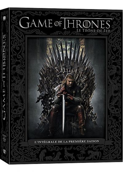Game of Thrones (Le Trône de Fer) - Saison 1 - DVD