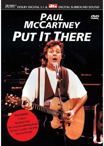 McCartney, Paul - Put It There - DVD