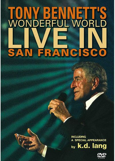 Bennett, Tony - Tony Bennett's Wonderful World Live In San Francisco - DVD