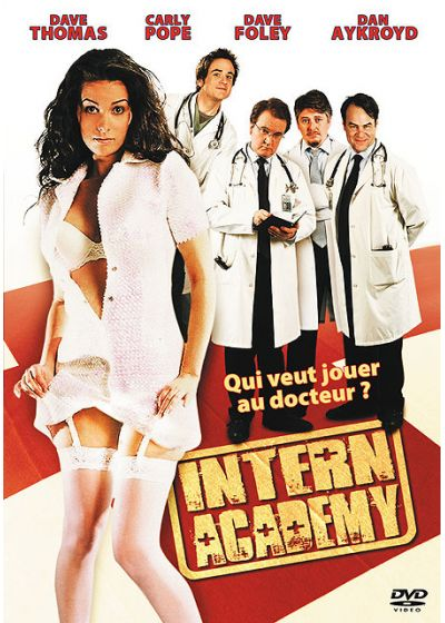 Intern Academy - DVD