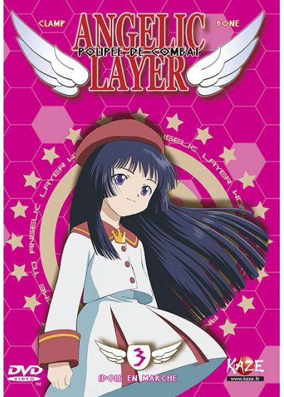 Angelic Layer - Poupée de combat - Vol. 3 - DVD