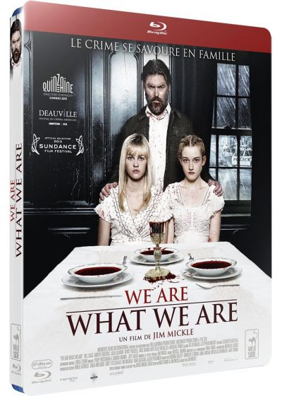 We Are What We Are - Blu-ray