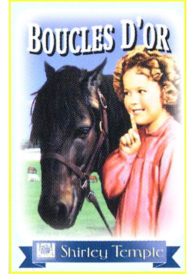 Boucles d'or - DVD