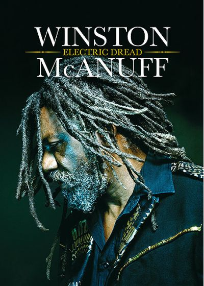 Winston McAnuff - Electric Dread - DVD