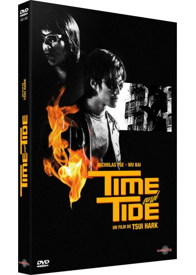 Time and Tide - DVD
