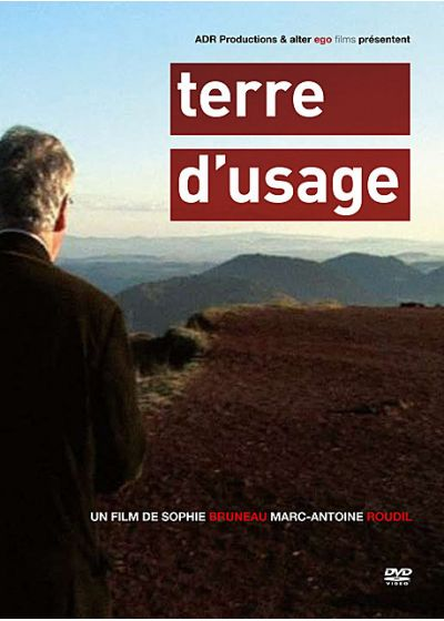Terre d'usage - DVD