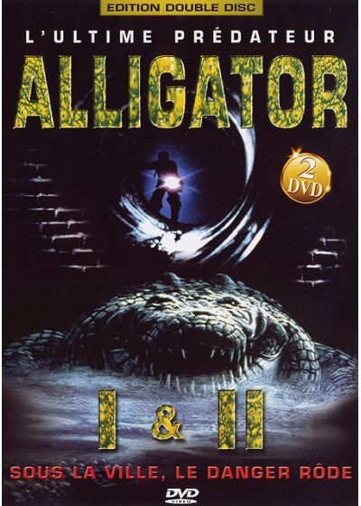 Alligator I & II (Pack) - DVD