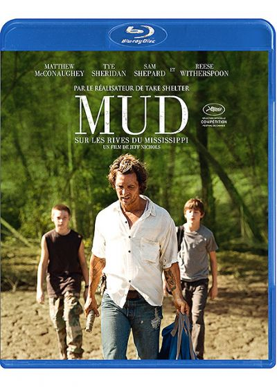 Mud - Sur les rives du Mississippi - Blu-ray