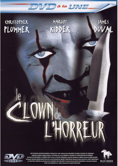 Le Clown de l'horreur - DVD
