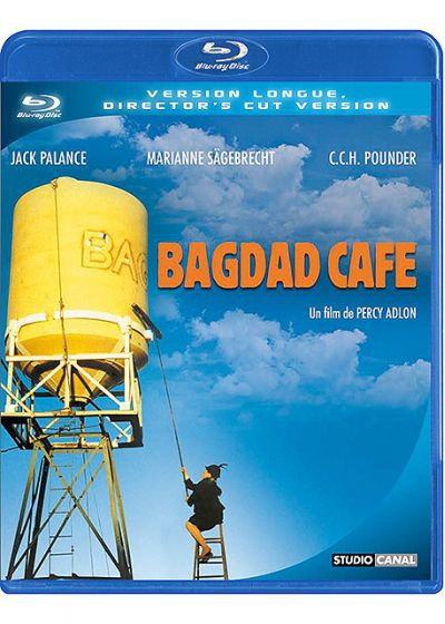 Bagdad Café (Version longue - Director's Cut) - Blu-ray