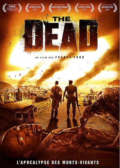 The Dead - DVD