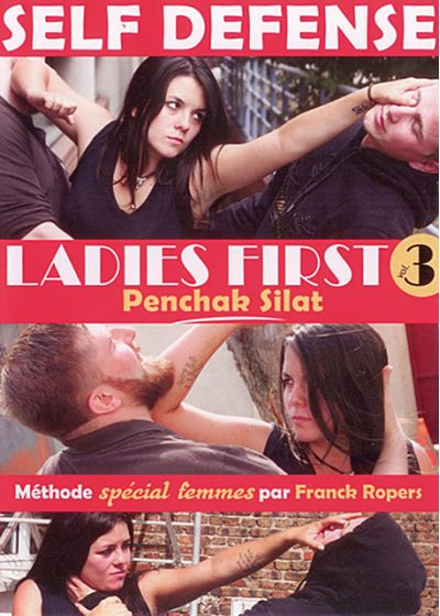 Self Defense Ladies First : Penchak Silat - Vol. 3 - DVD