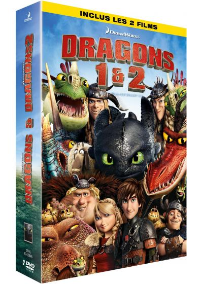 Dragons : la collection ultime - Dragons & Dragons 2 - DVD