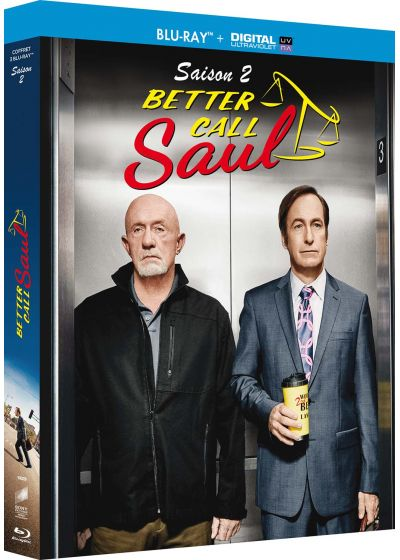 Better Call Saul - Saison 2 (Blu-ray + Copie digitale) - Blu-ray