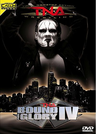 Bound for Glory 2008 - DVD