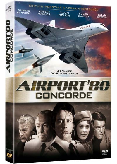Airport '80 : Concorde (Édition Prestige - Version Restaurée) - DVD