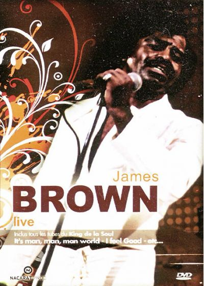 Brown, James - Live - DVD