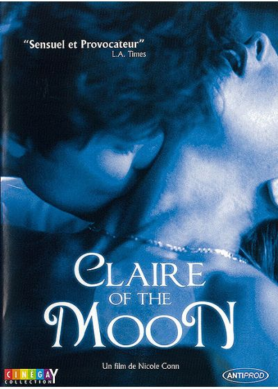 Claire of the Moon - DVD