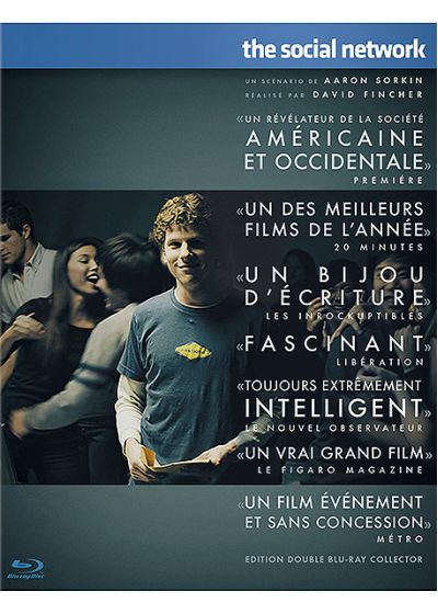 The Social Network (Édition Collector) - Blu-ray