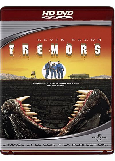 Tremors - HD DVD