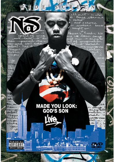 Nas - Made You Look: God's Son Live - DVD