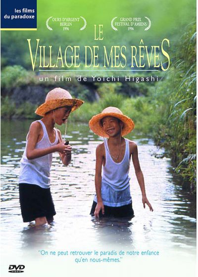 Le Village de mes rêves - DVD