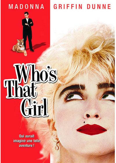 Who's That Girl - DVD