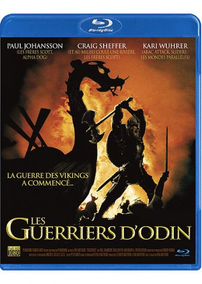 Les Guerriers d'Odin - Blu-ray